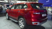 2015 Ford Everest rear three quarter (2015 Ford Endeavour) at the 2015 Bangkok Motor Show