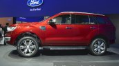 2015 Ford Everest side view (2015 Ford Endeavour) at the 2015 Bangkok Motor Show