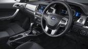 2015 Ford Ranger cabin press shot