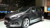 2015 Ford S-Max front three quarter right at the 2015 Geneva Motor Show