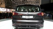 2015 Ford S-Max rear at the 2015 Geneva Motor Show