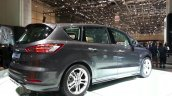 2015 Ford S-Max rear three quarter right at the 2015 Geneva Motor Show