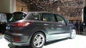 2015 Ford S-Max rear three quarter right at the 2015 Geneva Motor Show