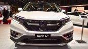 2015 Honda CR-V front view at 2015 Geneva Motor Show
