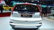 2015 Honda CR-V rear view at 2015 Geneva Motor Show