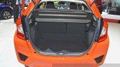 2015 Honda Jazz boot at 2015 Geneva Motor Show