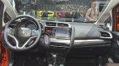 2015 Honda Jazz dashboard at 2015 Geneva Motor Show