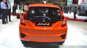 2015 Honda Jazz rear view at 2015 Geneva Motor Show