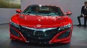 2015 Honda NSX front view at 2015 Geneva Motor Show 10.01.13 pm