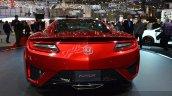 2015 Honda NSX rear view at 2015 Geneva Motor Show 10.01.13 pm