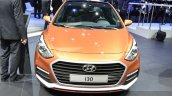 2015 Hyundai i30 Turbo front at the 2015 Geneva Motor Show