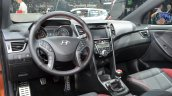 2015 Hyundai i30 Turbo interior at the 2015 Geneva Motor Show