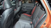 2015 Hyundai i30 Turbo rear seat at the 2015 Geneva Motor Show