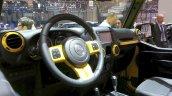 2015 Jeep Wrangler Rubicon Rocks Star dashboard