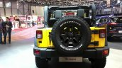 2015 Jeep Wrangler Rubicon Rocks Star rear