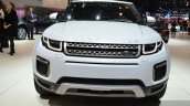 2015 Land Rover Evoque front at the 2015 Geneva Motor Show
