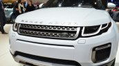 2015 Land Rover Evoque front profile at the 2015 Geneva Motor Show