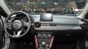 2015 Mazda CX-3 dashboard at 2015 Geneva Motor Show