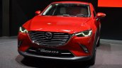 2015 Mazda CX-3 front three quarter(2) view at 2015 Geneva Motor Show