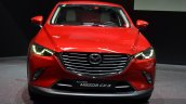 2015 Mazda CX-3 front view at 2015 Geneva Motor Show