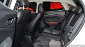 2015 Mazda CX-3 interior(back) view at 2015 Geneva Motor Show