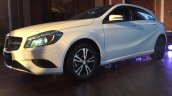 2015 Mercedes A Class A200 CDI India launch live side