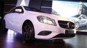 2015 Mercedes A Class A200 CDI front quarter