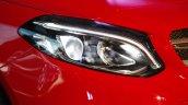 2015 Mercedes B Class facelift B200 CDI LED light