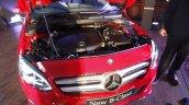 2015 Mercedes B Class facelift B200 CDI engine