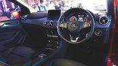 2015 Mercedes B Class facelift B200 CDI interior