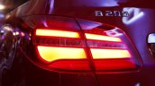 2015 Mercedes B Class facelift B200 CDI taillight