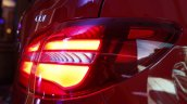 2015 Mercedes B Class facelift B200 CDI taillights