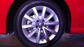 2015 Mercedes B Class facelift B200 CDI wheel