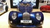 2015 Morgan Aero 8 Convertible front view at 2015 Geneva Motor Show