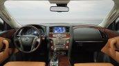 2015 Nissan Patrol interior