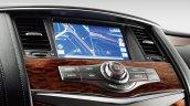 2015 Nissan Patrol navigation