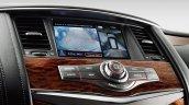 2015 Nissan Patrol reverse camera