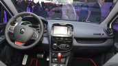 Clio Renaultsport 220 Trophy EDC dashboard at the 2015 Geneva Motor Show