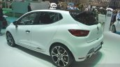 Clio Renaultsport 220 Trophy EDC rear three quarters at the 2015 Geneva Motor Show