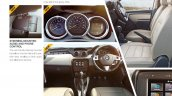 2015 Renault Duster interior features