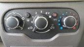 2015 Renault Lodgy Press Drive HVAC controls