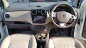 2015 Renault Lodgy Press Drive dashboard