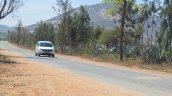 2015 Renault Lodgy Press Drive front far dynamic shot
