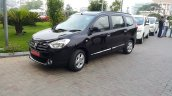 2015 Renault Lodgy Press Drive front three quarter dark shade