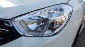 2015 Renault Lodgy Press Drive headlamps