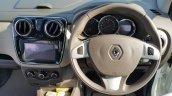 2015 Renault Lodgy Press Drive steering wheel