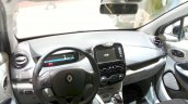 2015 Renault Zoe dashboard at the 2015 Geneva Motor Show
