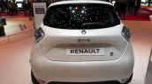 2015 Renault Zoe rear at the 2015 Geneva Motor Show