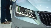 2015 Skoda Superb DRL at 2015 Geneva Motor Show