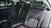 2015 Skoda Superb rear seat(2) at 2015 Geneva Motor Show